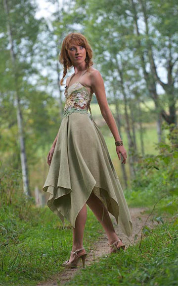 Bohemian Wedding Dress One Boho Street